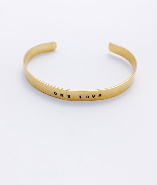 one love brass 104b